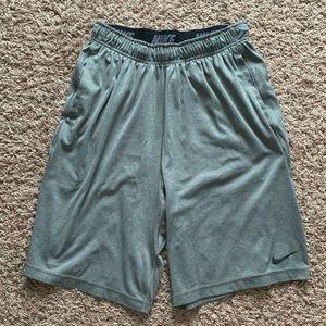 Nike Dri-Fit Training Shorts - Gray